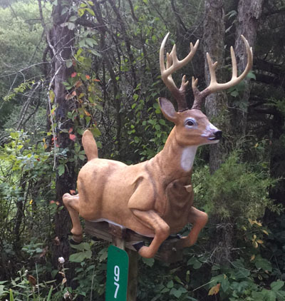 Rivers Edge Products Exciting New Deer Mailbox Now Shipping