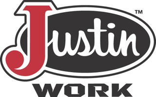 Image result for justin work boot logo
