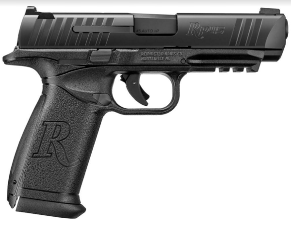 Remington RP45 Full-Size Striker Fired Pistol – All About Shooting