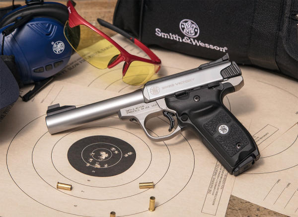 Smith & Wesson SW22 Victory Target Model Pistol