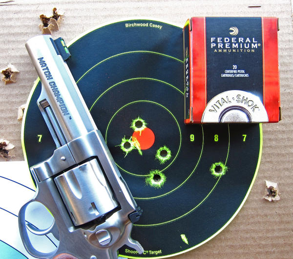 Ruger GP100-10mm Match Champion | Shooting Wire
