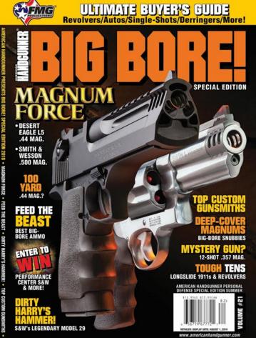 American Handgunner's Big Bore! Special Edition | Outdoor Wire