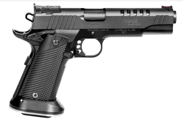 Remington, Tomasie Collaborate on a USPSA and IPSC Accepted