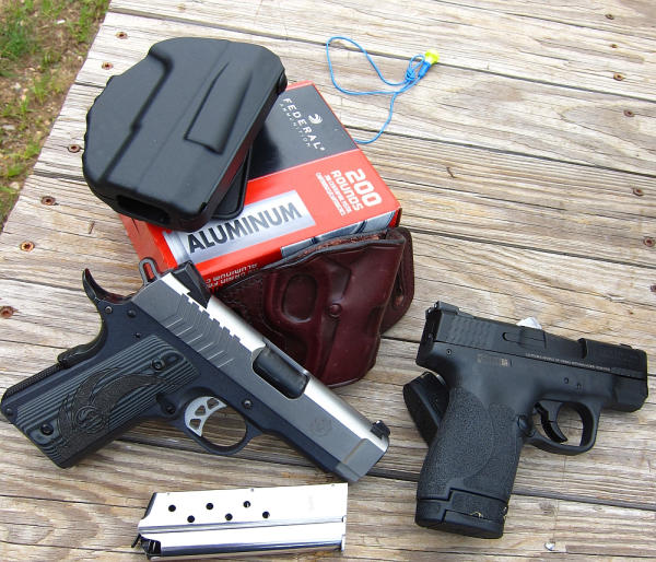 Comparing Compact Pistols | Shooting Wire