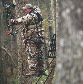 Whitetails Unlimited Builds On Tree Stand Safety