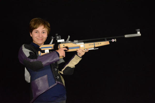 Moira Antal was the first Paralympic athlete to compete at the CMP National event.