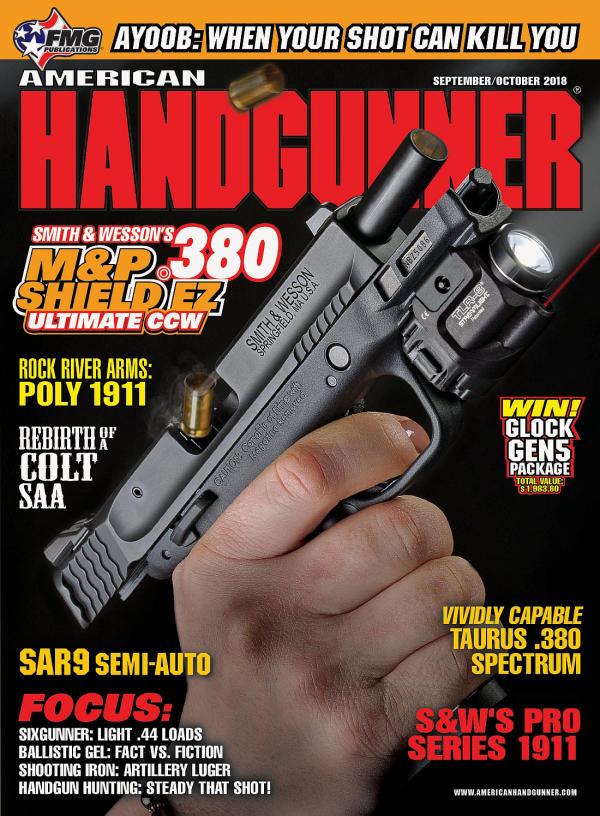 American handgunner giveaway
