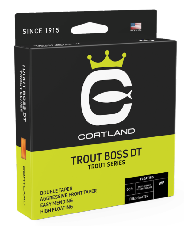Cortland Trout Boss | Fishing Wire