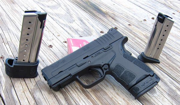Editor's Notebook: Springfield Armory 9mm XD-S Mod 2 : The