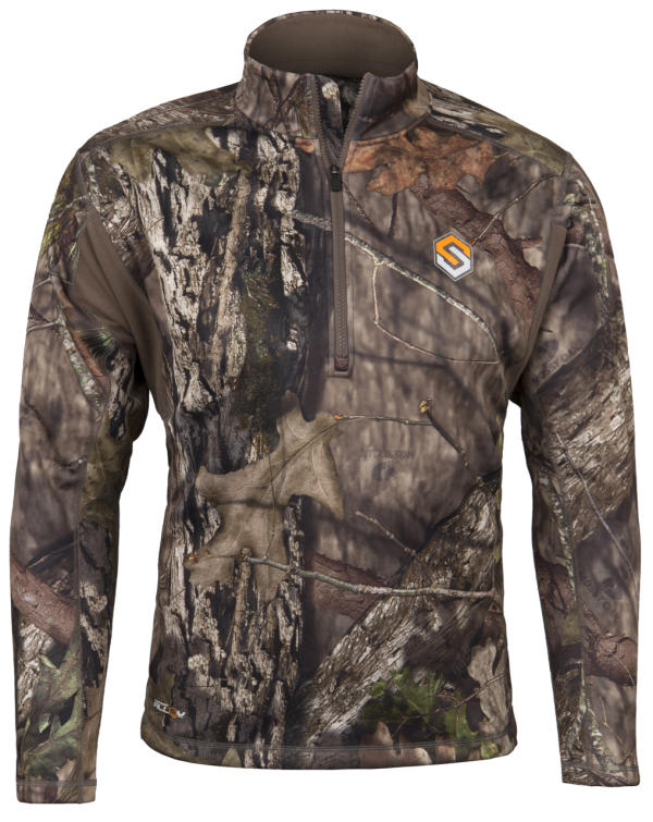 fbd9852b9b5c2 ScentLok uses a strategically mapped triple-threat of technology in its NEW  BaseSlayers AMP layering apparel