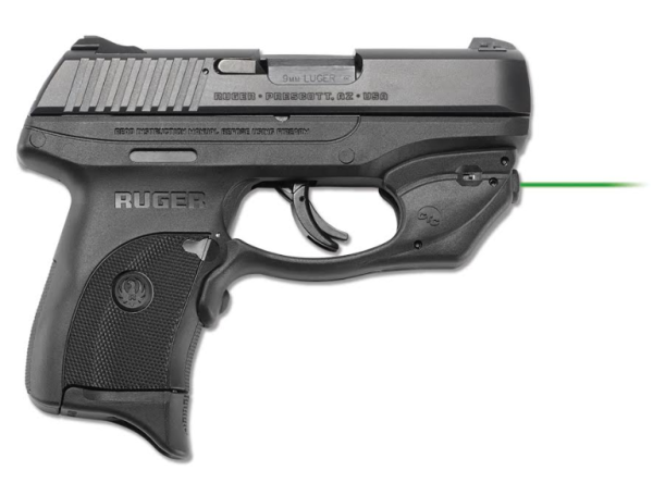 Crimson Trace Upgrades for Ruger Pistols | Outdoor Wire