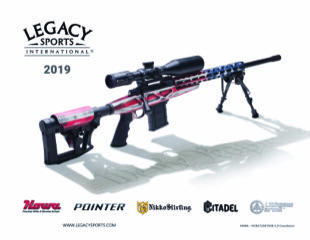 Legacy Sports International Releases 2019 Product Catalog | Outdoor Wire