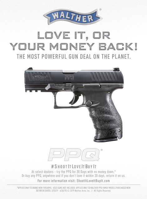 Walther Introduces the PPQ M2 Q4 TAC - ThinkingAfield org