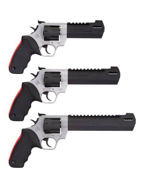 Taurus' Raging Hunter Revolver in  357 Magnum