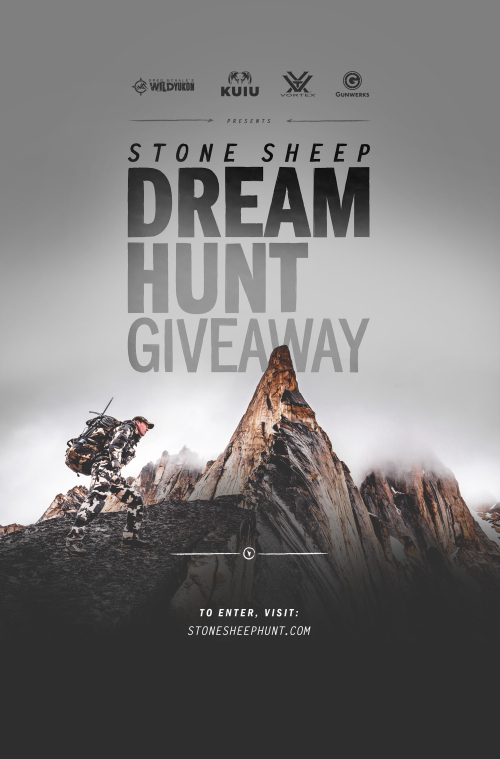 Hunting Industry Members Offer Stone Sheep Hunt Giveaway | Outdoor Wire