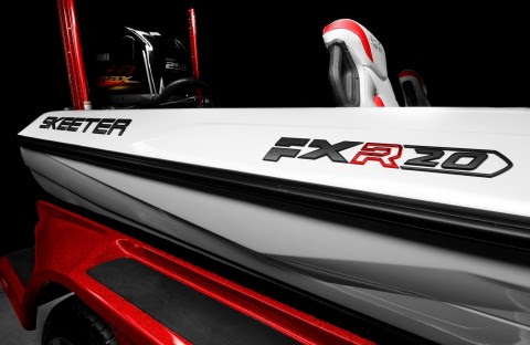 Skeeter Introduces All New Fxr Bass Boat Fishing Wire