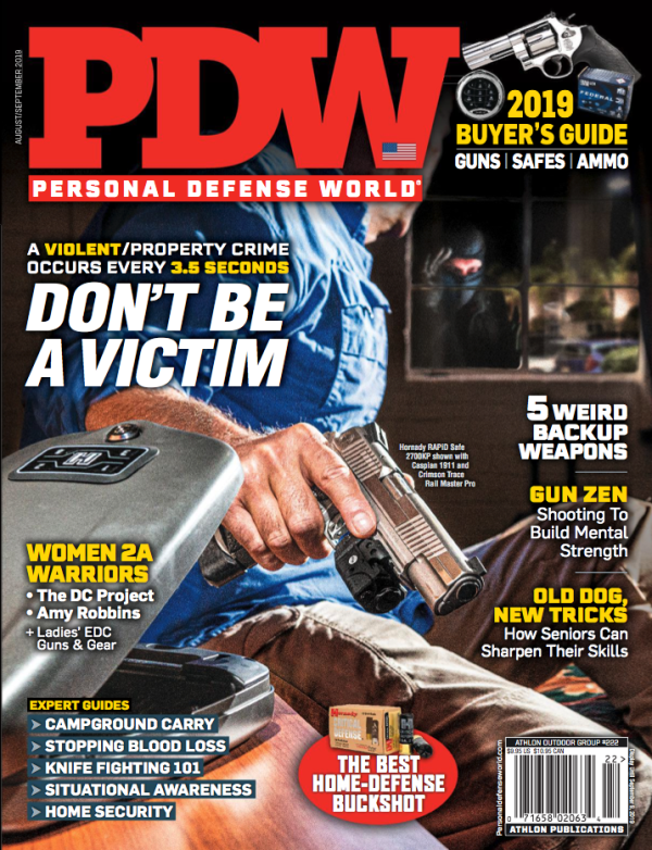 Personal Defense World - More Guns, Less Crime | Outdoor Wire