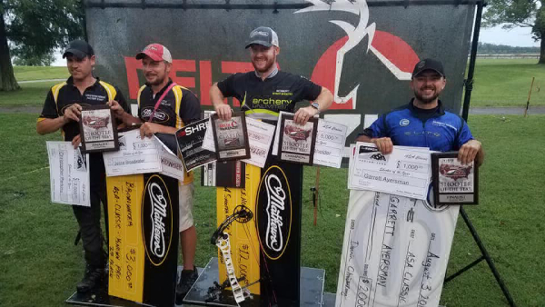 Elite Archery's Gomez, Ayersman, Brockman Finish Asa