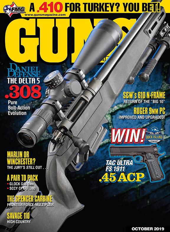Daniel Defense DELTA 5 In October GUNS | Shooting Wire